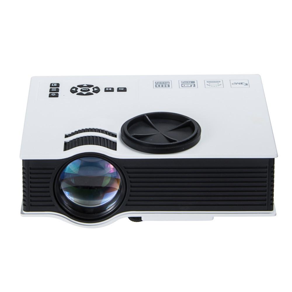 Портативний мультимедійний Проектор LCD UNIC JSQ-UC40