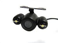 Універсальна камера заднього виду для авто QWY 2D, фото 1