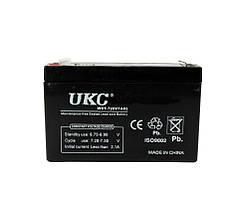 Акумулятор батарея UKC WST-7 6V 7Ah