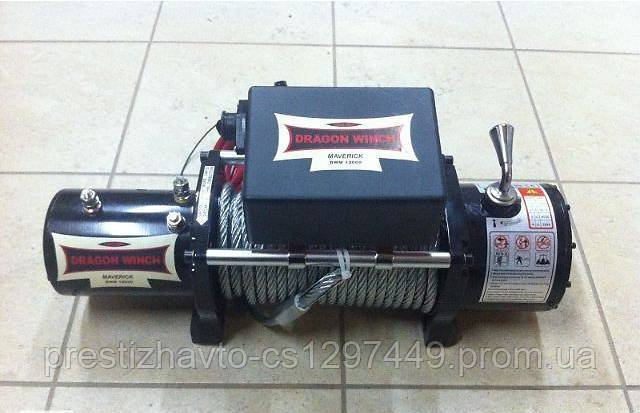 Лебедка Dragon Winch серии maverick DWM 12000