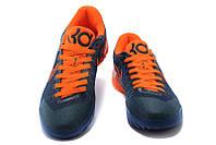 Баскетбольные кроссовки Nike KD 5 Trey blue-orange