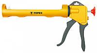 Topex 21B438 Пiстолет для герметикiв, пластмасовий