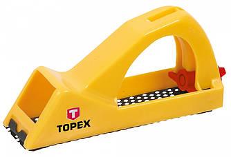 Рубанок TOPEX, 140 мм