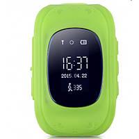 Детские умные часы Smart Watch GPS трекер Q50/G36 Green, фото 1