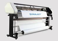 Плоттер для печати лекал на бумагу SINAJET POPJET 1811С, с системой непрерывной подачи чернил