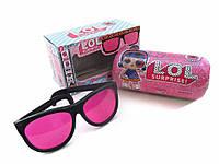 Лол Капсула Шпион Декодер L.O.L. Surprise Under Wraps 4 серия ЛОЛ в капсуле + очки