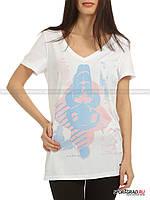 Футболка, туника спортивная, женская nike GRAPHIC BOYFRIEND TEE 2  art. 416663 100 найк