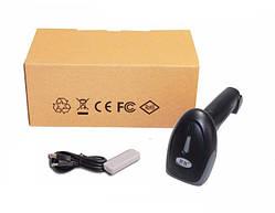 Беспроводной сканер штрихкодов штрих-кодов + USB C533