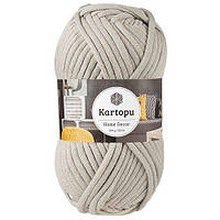 Пряжа Kartopu Home Decor, №920, серый