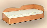 Кровать односпальная  Винни (3) без матраца