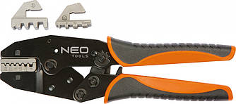 Клещи NEO для обжатия телефонных наконечников 0,5-16 мм2 (22-6 AWG)
