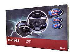 Автомобильная акустика колонки TS-1695 350W