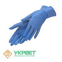 Перчатки нитриловые Safe Touch Advanced Slim Blue