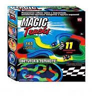 Гоночная трасса конструктор Magic Tracks 165 деталей, фото 1
