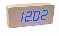 Электронные цифровые часы VST 865 подсветка Blue, фото 1