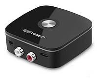 Беспроводной Bluetooth 4.1 приемник аудио ресивер 3.5mm Ugreen, фото 1