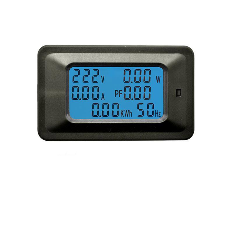 Цифровой встраиваемый мультиметр 4400W 20A  ATORCH AP06S