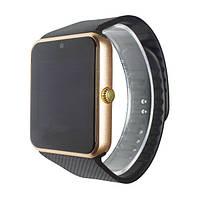 Розумні годинник Smart Watch GSM Camera GT08 Gold, фото 1