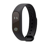 Спортивные часы умный браслет фитнес трекер M2 Black