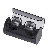 Беспроводные наушники Bluetooth QCY Q29 Dark Grey, фото 1