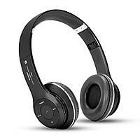 Бездротові навушники bluetooth MDR S460 microSD Black