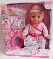 Детская кукла интерактивная Пупс YL17120-Е