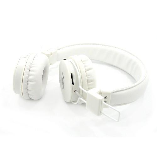 Бездротові навушники bluetooth MDR НЯ X3 microSD White