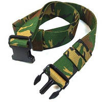 Разгрузочные/поясные ремни камуфляж DPM, армия Голландии (оригинал). Новый