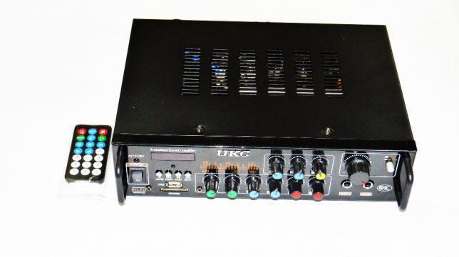 Усилитель звука UKC AV-313 BT