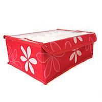 Коробка-органайзер для вещей R17465, красная