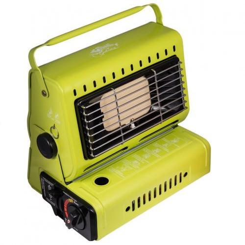 Газовый обогреватель с керамическим нагревательным элементом Tramp TRG-037