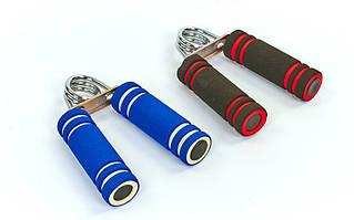 Эспандер кистевой пружинный Ножницы (1шт) FI-3246