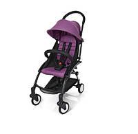 Прогулочная коляска-книжка EL Camino M 3548-9-2, фиолетовая