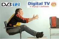 Как возникло Цифровое Видео Вещание.