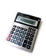 Бухгалтерський настільний калькулятор Гостро CT-1200V, фото 1