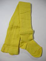 Ажурные детские колготки с имитацией носка 14 (86-92 см)
