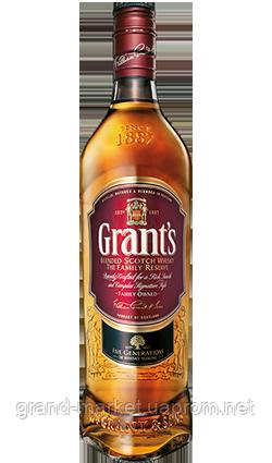 "Виски "" Grant`s "" 1l."