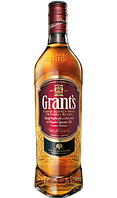 """Віскі """"Grant' s """" 1l."""