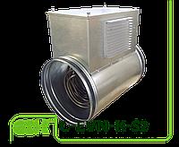 Воздухонагреватель канальный электрический для круглых каналов C-EVN-K-S2