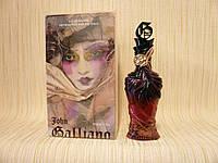 John Galliano - John Galliano (2008)- Парфюмированная вода 11 мл (пробник)- Редкий аромат, снят с производства, фото 1