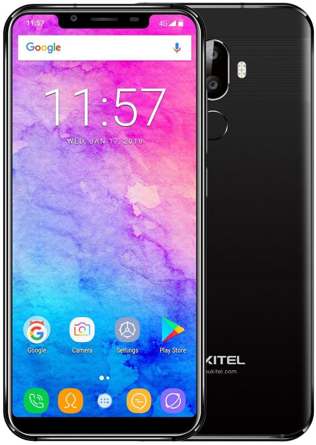 Oukitel U18 | Черный | 4/64 ГБ | 4G/LTE | Гарантия