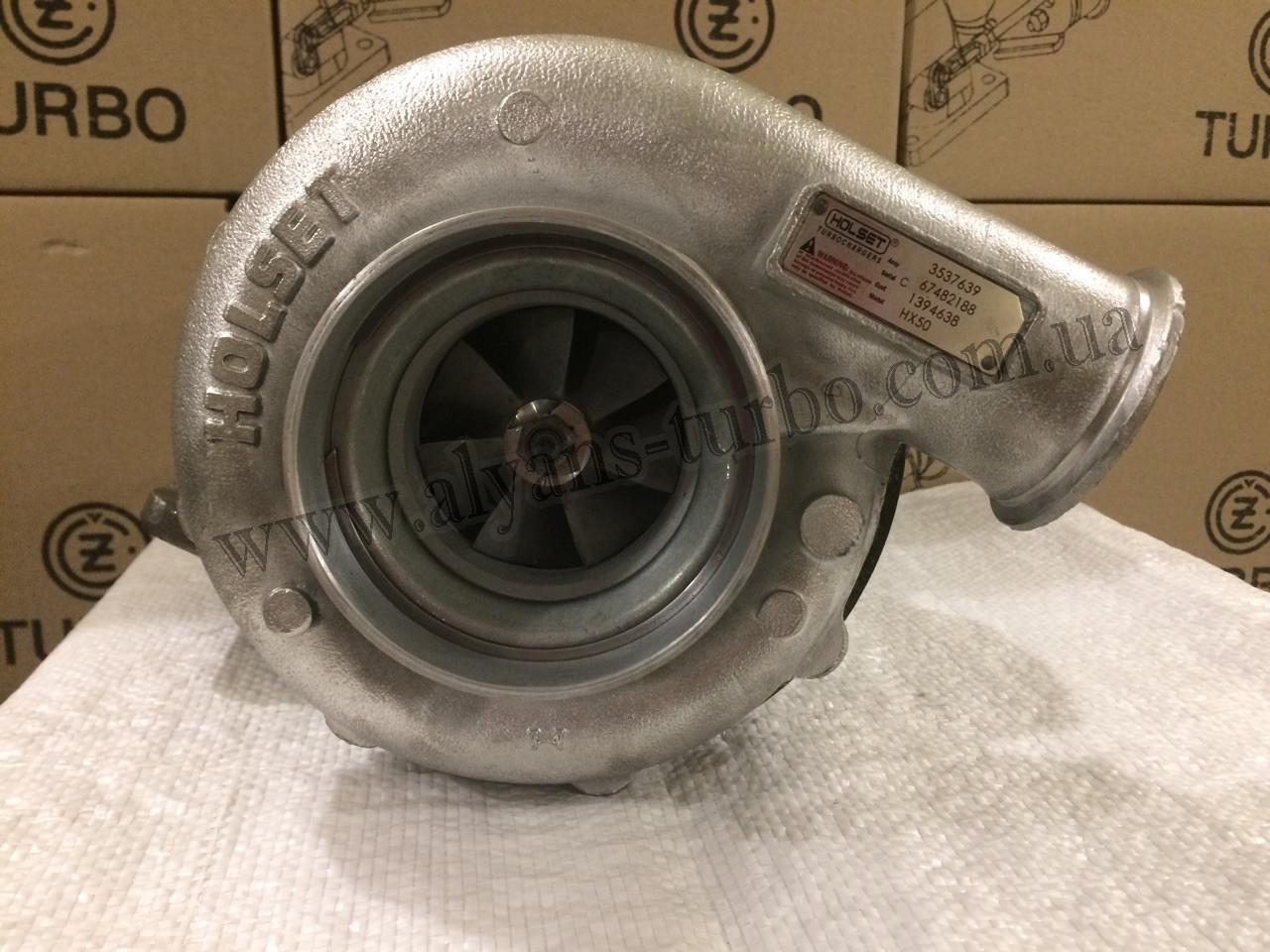 Відновлена турбіна Scania 112 / Scania 113