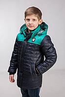 Куртка  демисезонная детская на мальчика