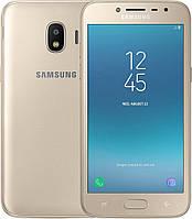 Смартфон Samsung Galaxy J2 2018 LTE 16GB Gold (SM-J250FZDDSEK)