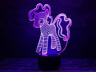 "Сменная пластина для 3D ламп ""My Little Pony"" 3DTOYSLAMP, фото 1"