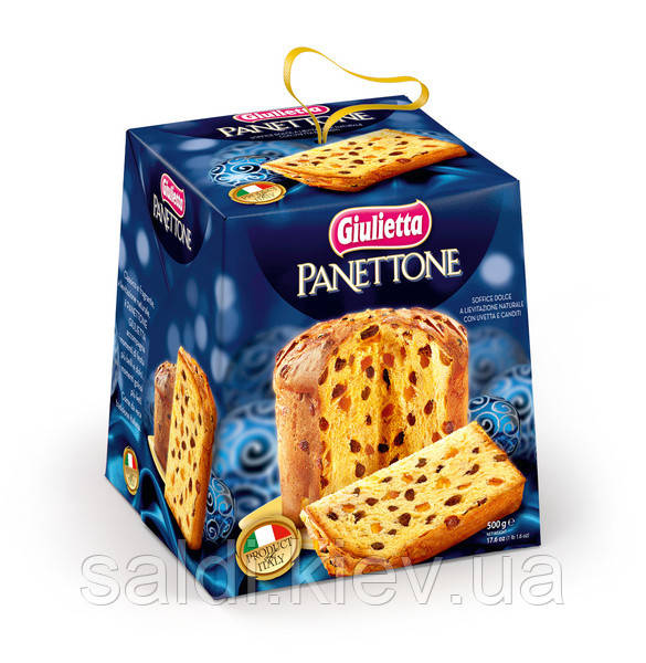 Panettone GIULIETTA 500г