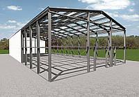 Строительство каркасных зданий., фото 1