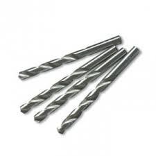 Диаметр от 0,1 мм до 1,9 мм, сверла с цилиндрическим хвостовиком