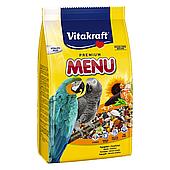 Корм для крупных попугаев Vitakraft «Premium Menu» 3 кг 21437
