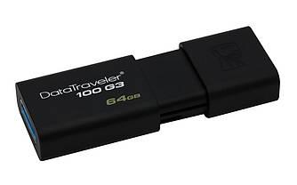 Kingston/HyperX DataTraveler 100 G3 [DT100G3/64GB]